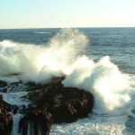 Kodėl banguoja jūra?