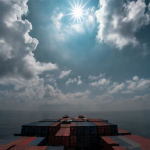 Ši 30 dienų kelionė krovininiu laivu parodo koks gražus mūsų pasaulis