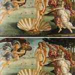 Tik genijai gali pamatyti skirtumus šiuose 17 paveikslėlių