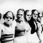 Pamatykite kaip atrodė grožio konkursai prieš 80 metų