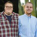 Stulbinantys žmonių pokyčiai numetus svorį (PRIEŠ ir PO)