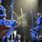 Robotos – Striptizo šokėjas