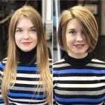Merginos kurios pasiryžo pakeisti šukuoseną