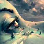 Ką pamatėte pirmiausiai: akį, kalną ar medžius? Tai atskleis paslaptis apie jūsų asmenybę