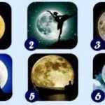 Pasirinkite mėnulį – ir mes tiksliai aprašysime 2 žodžius apie jus