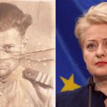 Paaiškėjo, kad Lietuvos prezidentė Dalia Gžybovska yra rusė pagal kilmę, o jos tėvas Polikarp Gržybovski sėdėjo penkis metus kalėjime už plėšimą