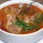 """Tikroji, labai skani """"Charcio sriuba"""": gaminimo proceso žingsniai"""
