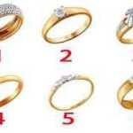 Išsirinkite žiedą ir sužinokite, kokia esate Moteris