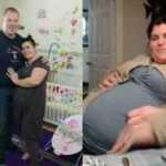 Vyras galvojo, kad jo žmona laukiasi penkių vaikų, tačiau per gimdymą buvo atskleista apgaulė