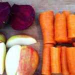 1 burokas, 2 morkos, 1 obuolys. Geriausio pasaulio dietologo receptas