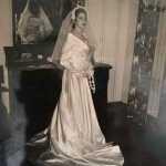 Interneto naudotojai dalijasi savo močiučių vestuvinėmis nuotraukomis. Verta atkreipti dėmesį į jų subtilų įvaizdį