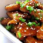 """Kiniška vištiena """"Guo Bao"""" receptas"""