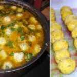 Sūrio kamuoliukų sriuba: Begalo skanų!