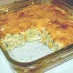 Cukinijų ir sūrio apkepas