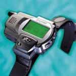 """Ar žinojai, kad """"Samsung"""" 1999 m. paskelbė pirmąjį išmanųjį laikrodį-telefoną?"""