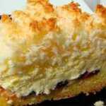 Garbanotas uogienės pyragas