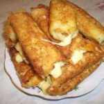 Bulvių lazdelės su sūriu