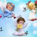 Pasirinkite angelą ir sužinosite kas jūsų laukia artimiausioje ateityje