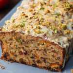 Riešutų ir vaisių duona, receptas