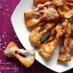 Trapūs žagarėliai, receptas