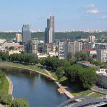 Vilniaus miesto centras tiesiogiai