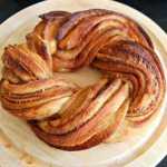 Pintas cinamoninis pyragas, receptas