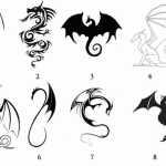 Pasirinkite drakoną: jis parodys tai, kas jumyse nematoma