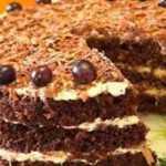 Super greitas tortas! Pagaminsite jį per 15 min