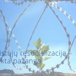 Nuteistųjų saviizoliacija – pasiekta pažanga