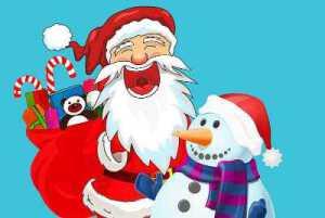 Kalėdiniai Anekdotai