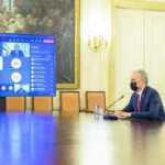 Prezidentas: būtina siekti kolektyvinio imuniteto vasaros viduryje